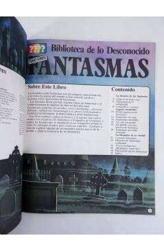 Muestra 2 de BIBLIOTECA DE LO DESCONOCIDO 2. TODO SOBRE FANTASMAS (Vvaa) Plesa 1981