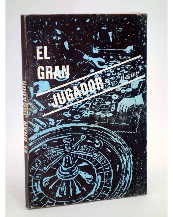 Cubierta de EL GRAN JUGADOR (Ricardo Merino) Ruiz Flores 1981