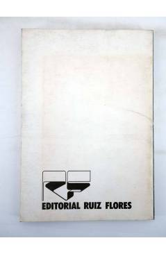 Contracubierta de EL GRAN JUGADOR (Ricardo Merino) Ruiz Flores 1981