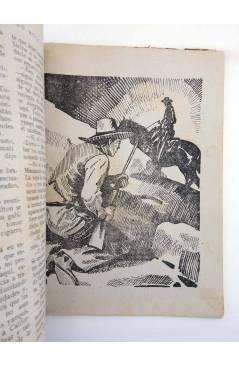 Contracubierta de EL ZORRO 11. WYLKIE EL SOLITARIO (J. Salgado) Mateu 1940