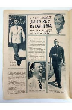 Muestra 2 de MARCA SEMANARIO GRÁFICO DE LOS DEPORTES 183. TRES AÑOS. CAMPRODÓN VENCEDOR. 11 AGO 1942 (Vvaa) Marca 1942