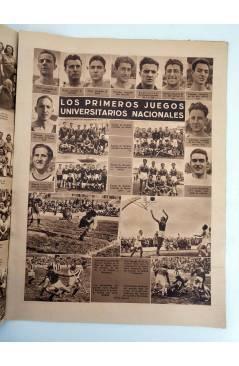 Muestra 1 de MARCA SEMANARIO GRÁFICO DE LOS DEPORTES 168. ADRID VENCEDOR. 28 ABRIL 1942 (Vvaa) Marca 1942