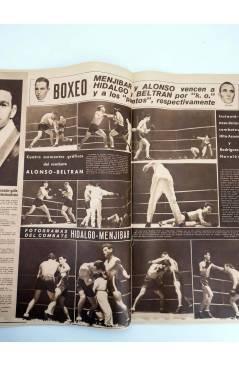 Muestra 2 de MARCA SEMANARIO GRÁFICO DE LOS DEPORTES 168. ADRID VENCEDOR. 28 ABRIL 1942 (Vvaa) Marca 1942