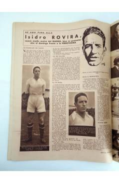 Muestra 3 de MARCA SEMANARIO GRÁFICO DE LOS DEPORTES 168. ADRID VENCEDOR. 28 ABRIL 1942 (Vvaa) Marca 1942