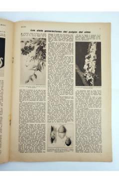 Muestra 1 de REVISTA ALGO. SEMANARIO ENCICLOPÉDICO 191. CUBIERTA E. FREIXAS. 8 ABRIL (Vvaa) Algo 1933
