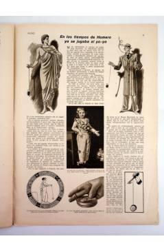 Muestra 1 de REVISTA ALGO. SEMANARIO ENCICLOPÉDICO 177. 31 DE DICIEMBRE (Vvaa) Algo 1932