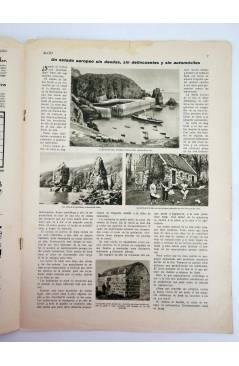 Muestra 1 de REVISTA ALGO. SEMANARIO ENCICLOPÉDICO 175. 17 DE DICIEMBRE (Vvaa) Algo 1932