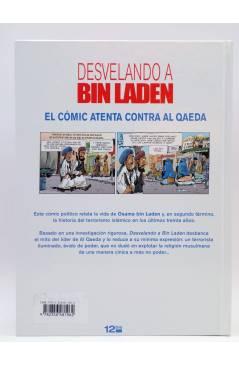 Contracubierta de DESVELANDO A BIN LADEN (Philippe Bercovici) 12bis 2010