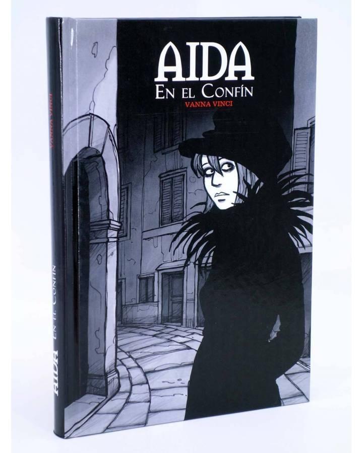 Cubierta de DOBLE SEIS 6. AIDA EN EL CONFÍN (Vanna Vinci) Dolmen 2008