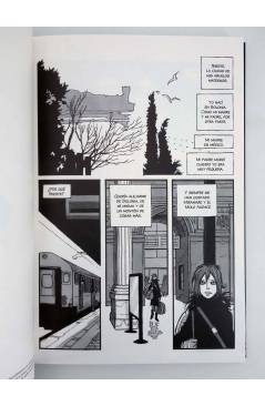 Contracubierta de DOBLE SEIS 6. AIDA EN EL CONFÍN (Vanna Vinci) Dolmen 2008