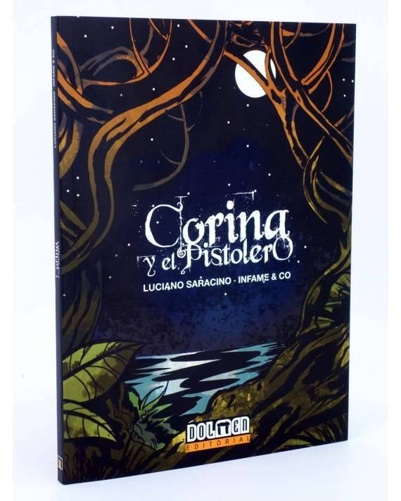 Cubierta de SIURELL CORINA Y EL PISTOLERO (Luciano Saracino / Infame & Co) Dolmen 2009