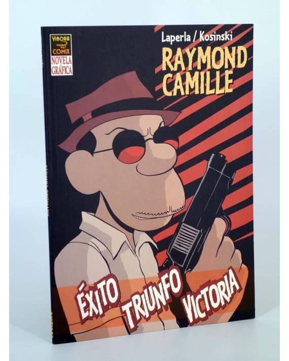 Cubierta de RAYMOND CAMILLE EXITO TRIUNFO VICTORIA (Laperla / Kosinski) La Cúpula 2002