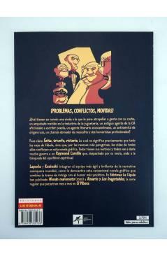 Contracubierta de RAYMOND CAMILLE EXITO TRIUNFO VICTORIA (Laperla / Kosinski) La Cúpula 2002