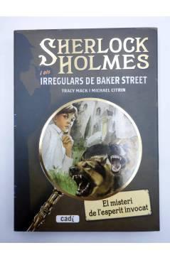 Muestra 1 de SHERLOCK HOLMES I ELS IRREGULARS DE BAKER STREET 1 A 4 COMPLETA (Mack / Citrin) Cadí 2009