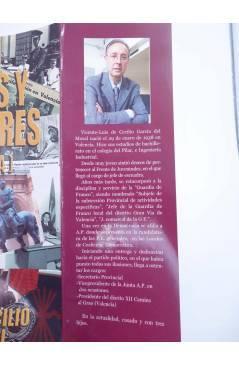 Muestra 1 de LAS IDEAS Y LOS HOMBRES. PUNTA DE LANZA (Vicente Luís De Cecilio García Del Moral) Tetragrama 2002