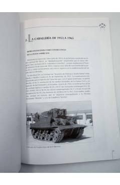 Muestra 4 de DEL CABALLO A LOS MEDIOS ACORAZADOS. CABALLERÍA ESPAÑOLA 1939 1990 (Lión / Silvela) Quirón 1999