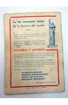 Muestra 4 de HOMBRES AUDACES 120. BILL BARNES 31 LA HERMANDAD DE LA MUERTE (George L. Eaton) Molino 1946