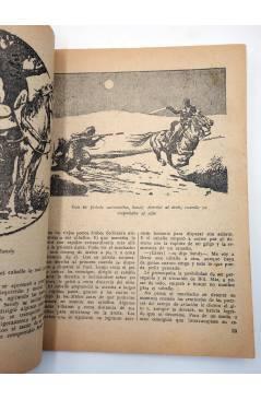Muestra 2 de HOMBRES AUDACES 128. BILL BARNES 33 EL CAMINO SANGRIENTO (George L. Eaton) Molino 1946
