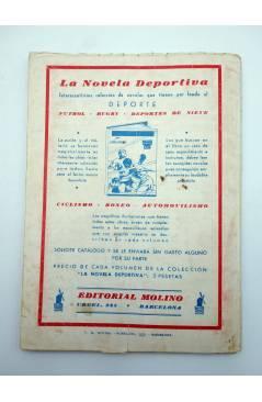 Muestra 3 de HOMBRES AUDACES 160. BILL BARNES 41 EL AVIÓN DESAPARECIDO (George L. Eaton) Molino 1947