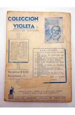 Muestra 3 de HOMBRES AUDACES ARGENTINA 124. BILL BARNES 32 EL PIGMEO BLANCO (George L. Eaton) Molino 1941