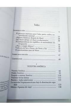 Muestra 1 de CLÁSICOS DEL PENSAMIENTO ECONÓMICO Y SOCIAL 11. DEL BRAVO A MAGALLANES. TEXTOS SOBRE NUESTRA AMÉRICA (José
