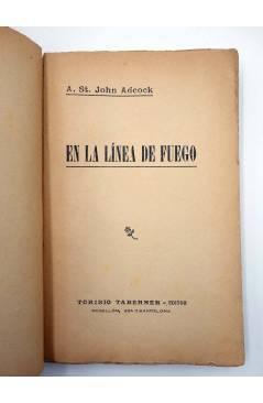 Muestra 2 de LA GUERRA EUROPEA III. EN LA LINEA DE FUEGO. THE DAILY TELEGRAPH (John Adcock) Toribio Taberner s/f