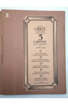 Contracubierta de ROTULACIÓN DECORATIVA 2 3 y 4. 60 LÁMINAS EN UNA CARPETA. 2 FOTOCOPIAS (Miguel Pedraza) No acreditada