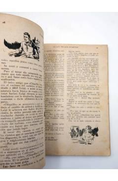 Muestra 2 de PUEBLOS DEL OESTE 10. SACRAMENTO: LA LEY DE LOS FUERTES (J. León) Cliper 1949