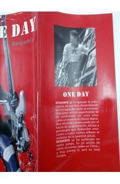 Muestra 1 de ONE DAY (Benjamín) Glenat 2008
