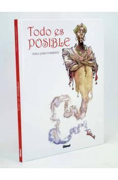 Cubierta de TODO ES POSIBLE (Tha - Joan Tharrats) Glenat 2008