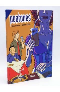 Cubierta de PEATONES (Alejo G. Valdearena Y Feliciano García Zecchin) Glenat 2009