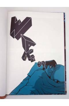 Muestra 1 de WAKE UP – DESPIERTA (Javier Rodríguez) Glenat 2002