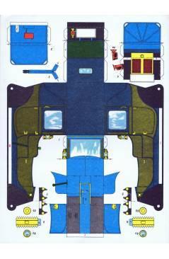 Contracubierta de RECORTABLES YO SERE… 2. TÉCNICO AUTOMOVILISTA IO. AUTOMÓVIL (No Acreditado) Fher 1986