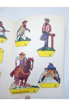 Muestra 1 de RECORTABLES DE HOY 5. EL OESTE (Francisco Losada) Bausán 1979