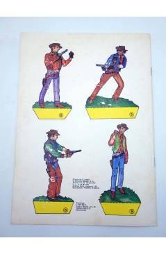 Muestra 2 de RECORTABLES DE HOY 5. EL OESTE (Francisco Losada) Bausán 1979