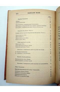 Muestra 2 de MANUALES SOLER XXV 25. GUSANOS PARÁSITOS DEL HOMBRE (M. Rivas Mateos) Manuel Soler 1900