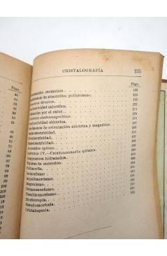Muestra 3 de MANUALES SOLER XXXI 31. CRISTALOGRAFÍA (Lucas Fernández Navarro) Manuel Soler 1900