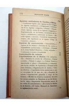 Muestra 2 de MANUALES SOLER XLVIII 48. OPERACIONES DE BOLSA (Marcos Jesús Bertrán) Manuel Soler 1900