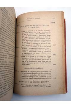 Muestra 6 de MANUALES SOLER 81 82. ELEMENTOS DE CÁLCULO MERCANTIL (Luís De La Fuente) Manuel Soler 1900