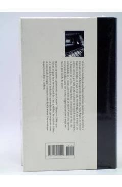 Contracubierta de MANUAL DE LA OSCURIDAD (Enrique De Hériz) Edhasa 2009