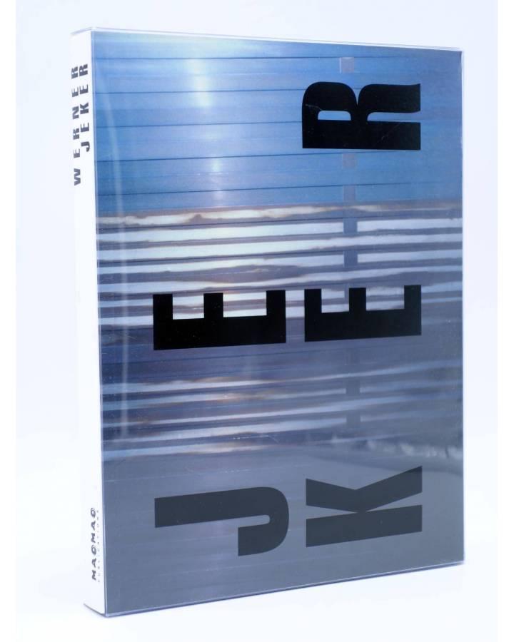 Cubierta de THE MASTERS OF DESIGN. WERNER JEKER (Vvaa) Mao Mao 2007