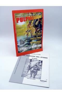 Cubierta de PULP MAGAZINE 7. PULPZINE DE CIENCIA FICCIÓN Y FANTASÍA (Vvaa) Pulp Ediciones 2001