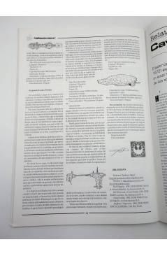 Muestra 3 de PULP MAGAZINE 7. PULPZINE DE CIENCIA FICCIÓN Y FANTASÍA (Vvaa) Pulp Ediciones 2001