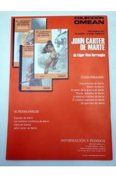 Contracubierta de PULP MAGAZINE 8. PULPZINE DE CIENCIA FICCIÓN Y FANTASÍA (Vvaa) Pulp Ediciones 2001