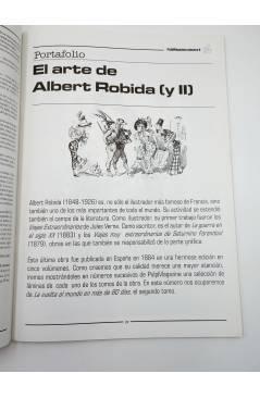 Muestra 3 de PULP MAGAZINE 8. PULPZINE DE CIENCIA FICCIÓN Y FANTASÍA (Vvaa) Pulp Ediciones 2001