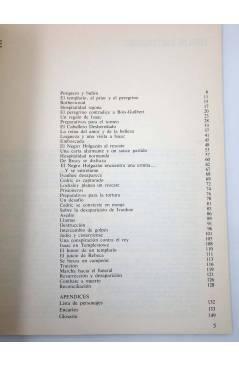 Muestra 1 de CLÁSICOS JUVENILES ALTEA. IVANHOE (Sir Walter Scott / Christopher Bradbury) Altea 1980