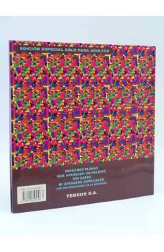 Muestra 5 de EL OJO ERÓTICO 3D. POSICIONES SEXY IMÁGENES ERÓTICAS EN 3D (Rainy Office) Tebeos S.A. 1994