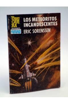 Cubierta de HÉROES DEL ESPACIO 227. METEORITOS INCANDESCENTES (Eric Sorenssen) Bruguera 1984
