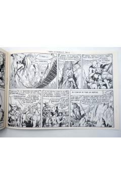 Muestra 1 de FREDY BARTON EL AUDAZ 6. TIERRA DE PESADILLA (Cabedo Torrents) Comic MAM 1980. FACSÍMIL