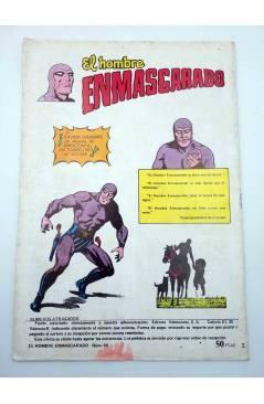 Muestra 2 de COLOSOS DEL COMIC 236. EL HOMBRE ENMASCARADO 44. HERENCIA PIRATA (No Acreditado) Valenciana 1981